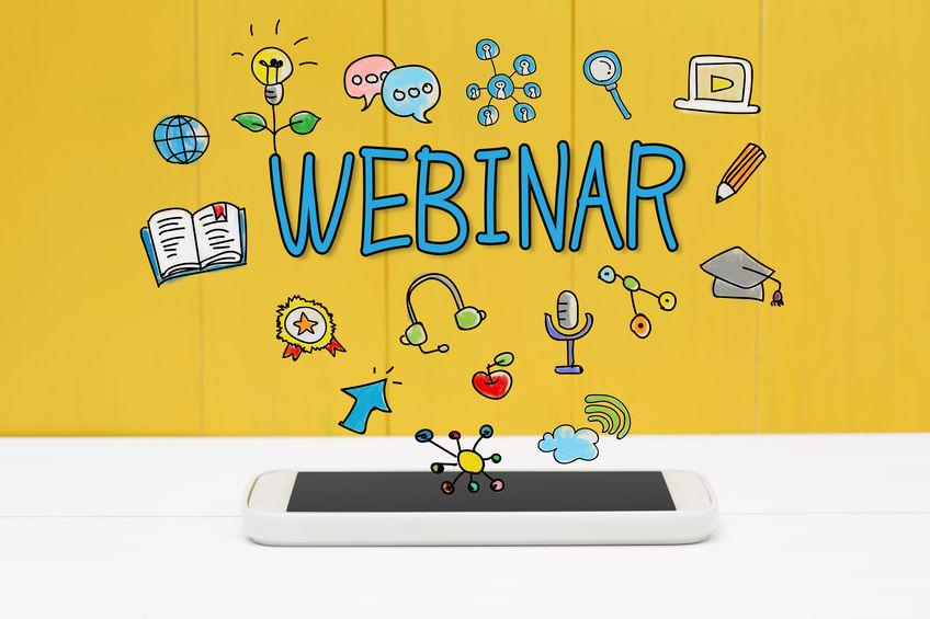 Webinars gratuitos en la Universidad Fidélitas